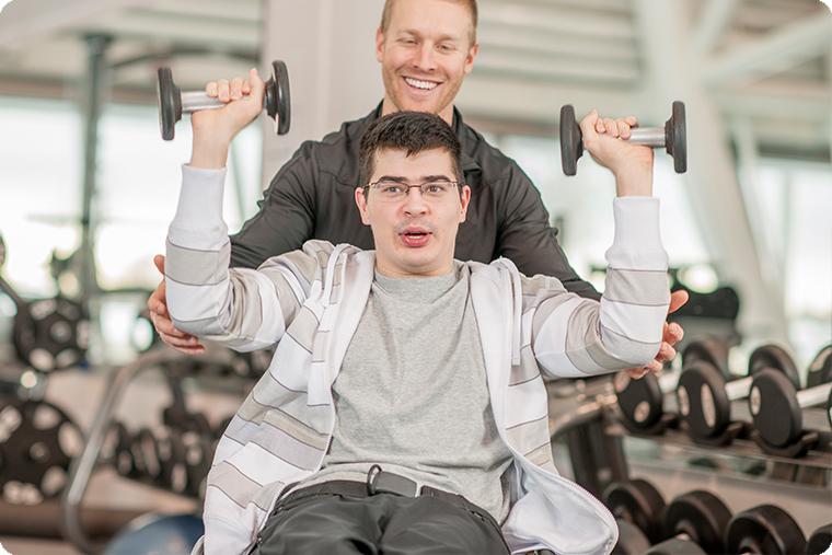 Betreuung Von Behinderten